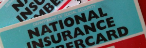 National Insurance Numbers UK